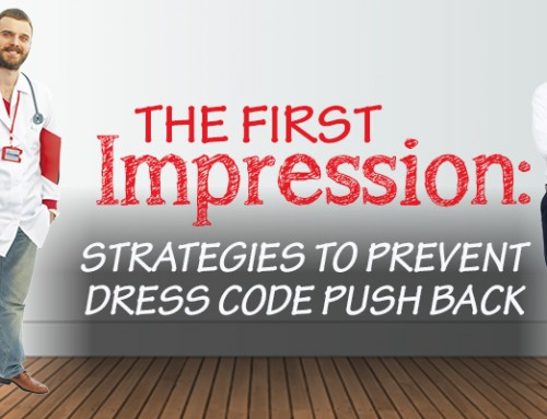 Take the wrinkle out of the dress code conversation.